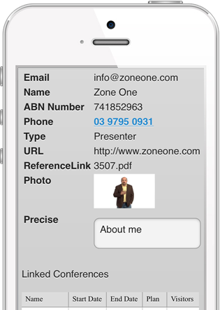 ZoneOne Homepage